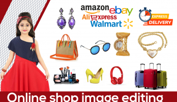 I will Provide online shop image editing